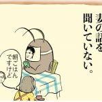 63.【ゴキブリの旦那さん】